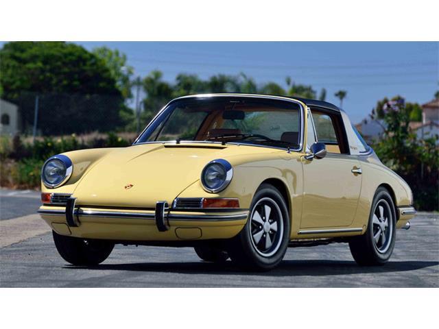 1968 Porsche 911 | 885675