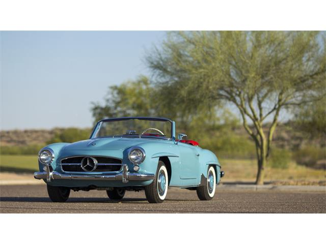 1960 Mercedes-Benz 190SL | 885677