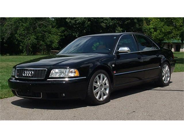 2003 Audi S8 Sedan | 885680