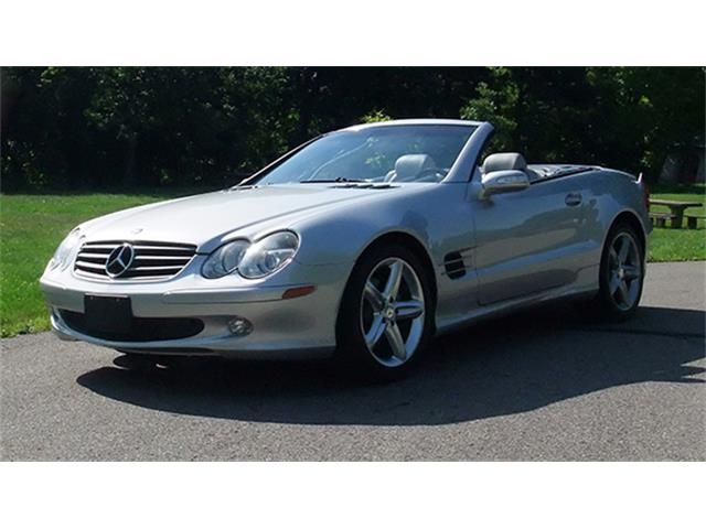 2004 Mercedes-Benz SL500 Convertible | 885681