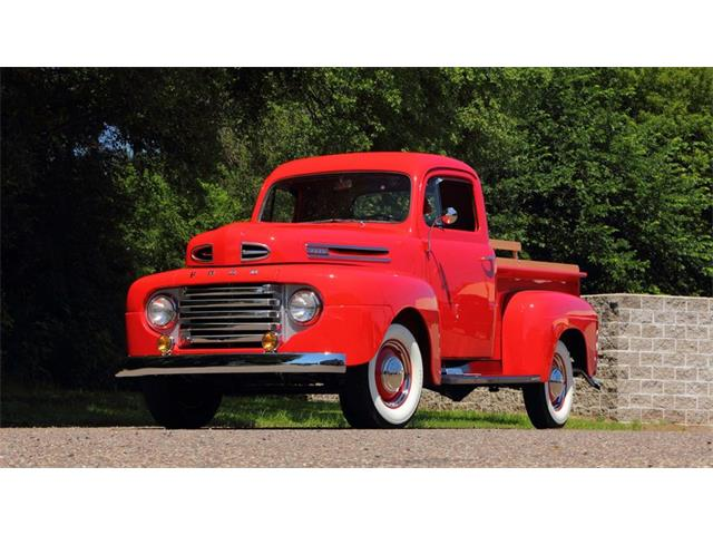 1950 Ford F47 | 885682