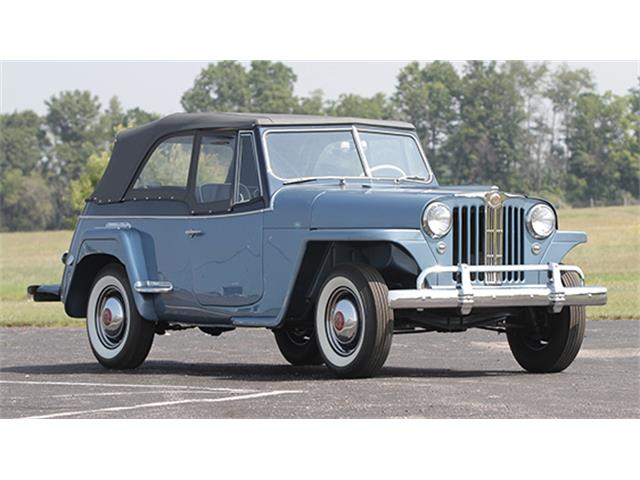1949 Willys Jeepster | 885684