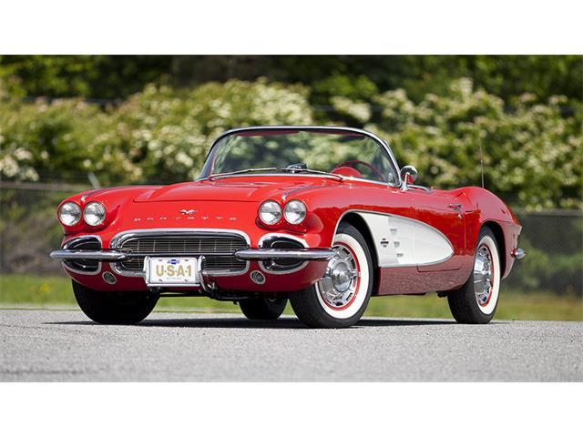 1961 Chevrolet Corvette | 885687