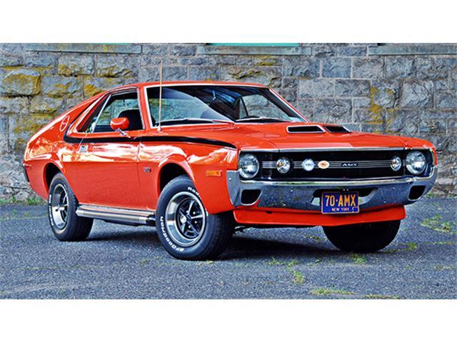 1970 AMC AMX | 885689