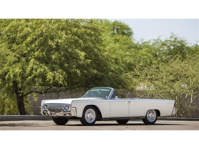 1961 Lincoln Continental | 885691