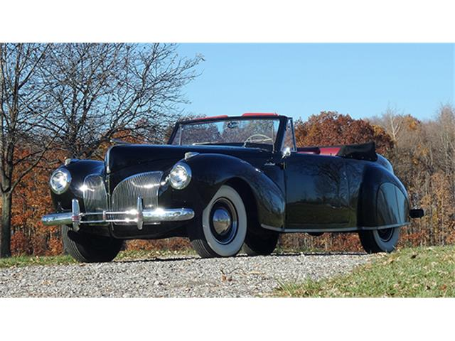 1941 Lincoln Continental Cabriolet Conversion | 885693