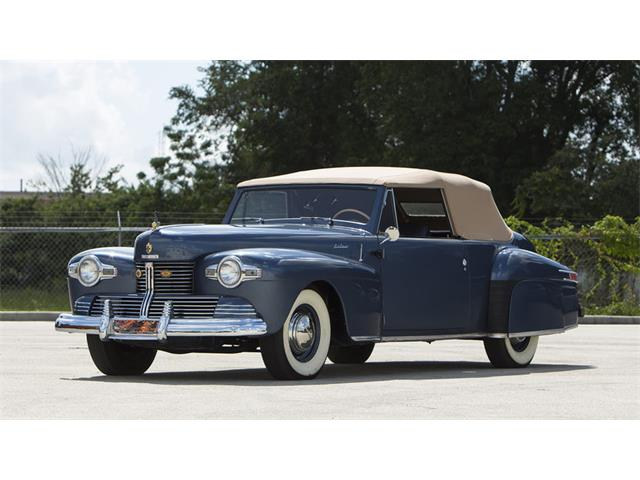 1942 Lincoln Continental | 885695