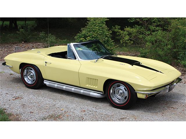 1967 Chevrolet Corvette 427/435 Convertible | 885696