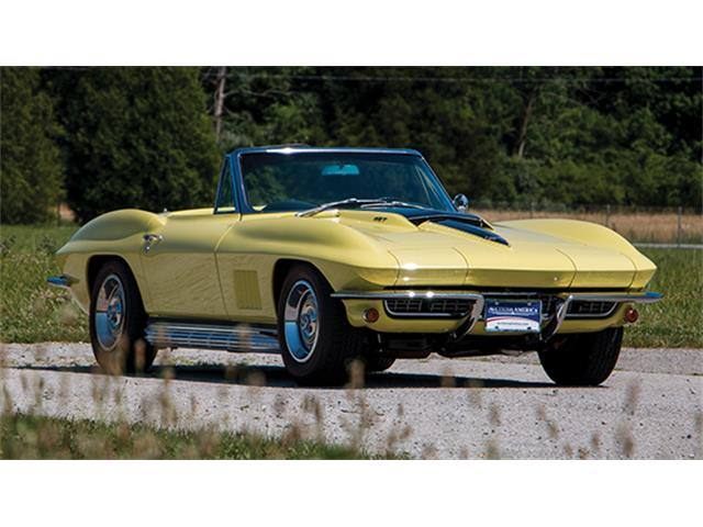 1967 Chevrolet Corvette 427/390 Convertible | 885696