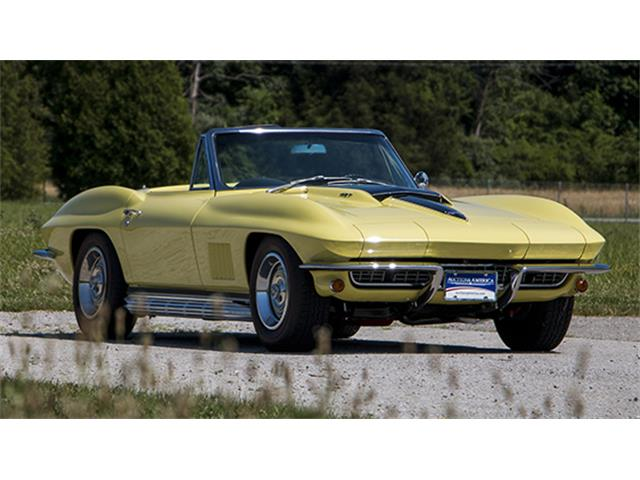 1967 Chevrolet Corvette 427/390 Convertible | 885697
