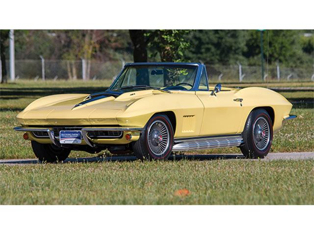 1967 Chevrolet Corvette 427/435 Convertible | 885697