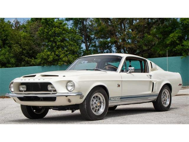 1968 Shelby GT500 | 885698