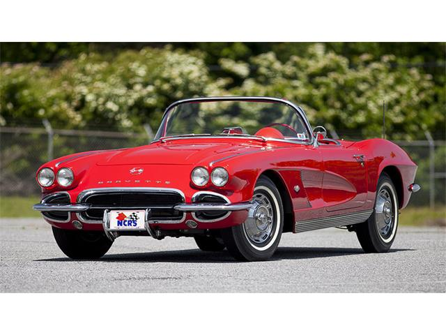 1962 Chevrolet Corvette | 885699