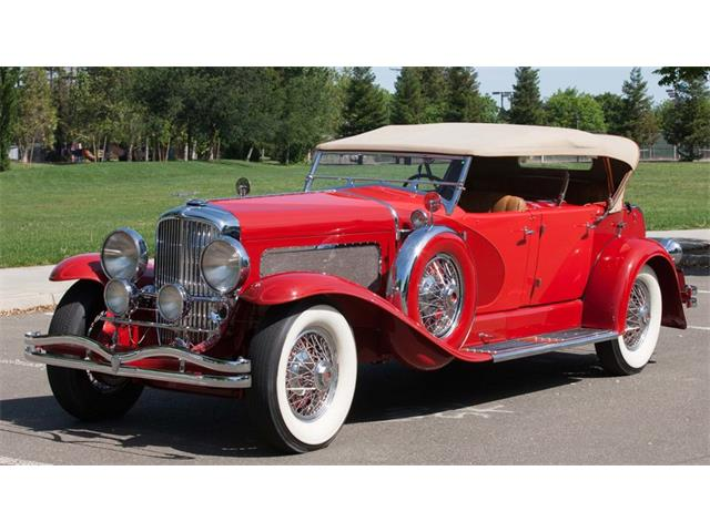 1932 Duesenberg Model J | 885703