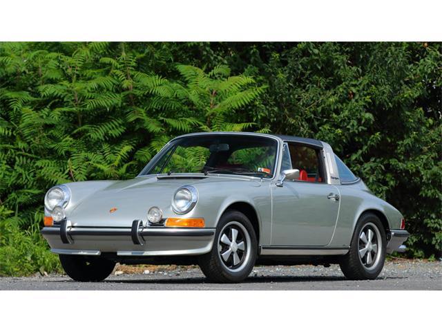 1972 Porsche 911E | 885706