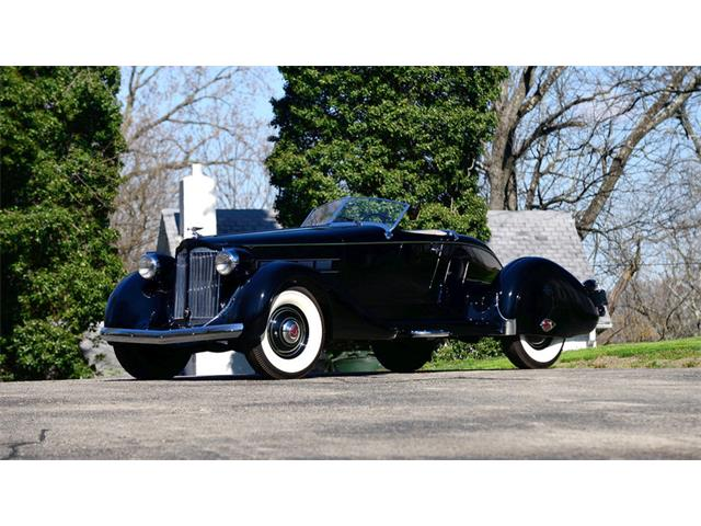 1936 Packard Twelve Gentleman's | 885709