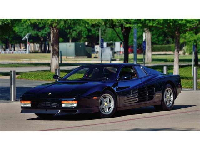 1988 Ferrari Testarossa | 885714
