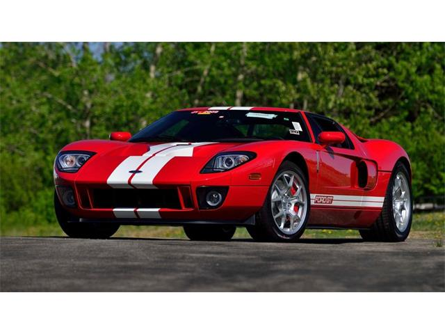 2006 Ford GT | 885718