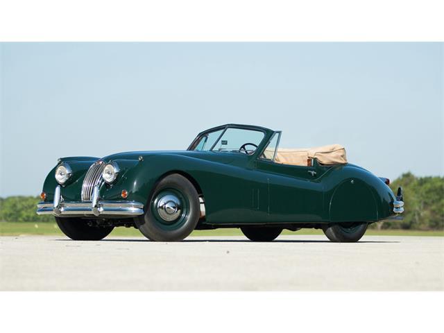 1955 Jaguar XK140 Drophead | 885723