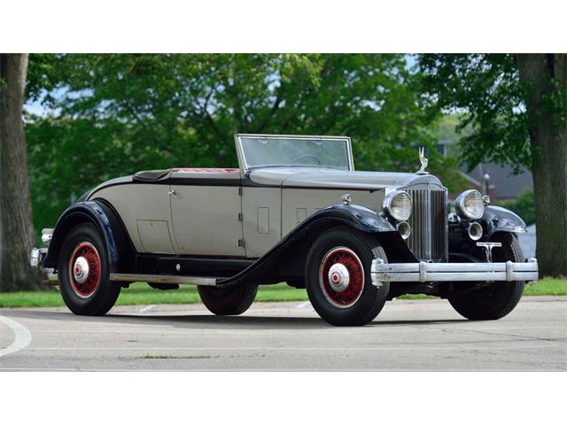 1932 Packard Twin Six | 885724