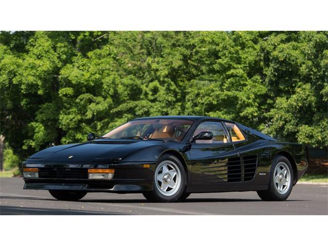 1987 Ferrari Testarossa | 885729