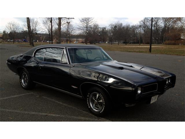 1968 Pontiac GTO | 885732