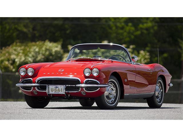 1962 Chevrolet Corvette | 885733