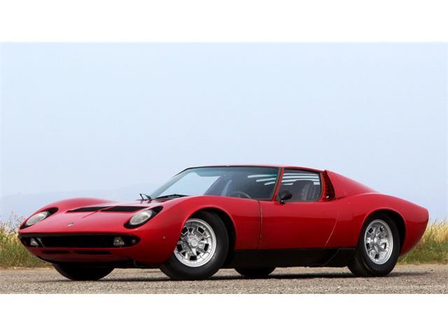 1968 Lamborghini Miura | 885743