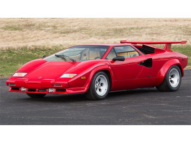 1986 Lamborghini Countach 5000 | 885744