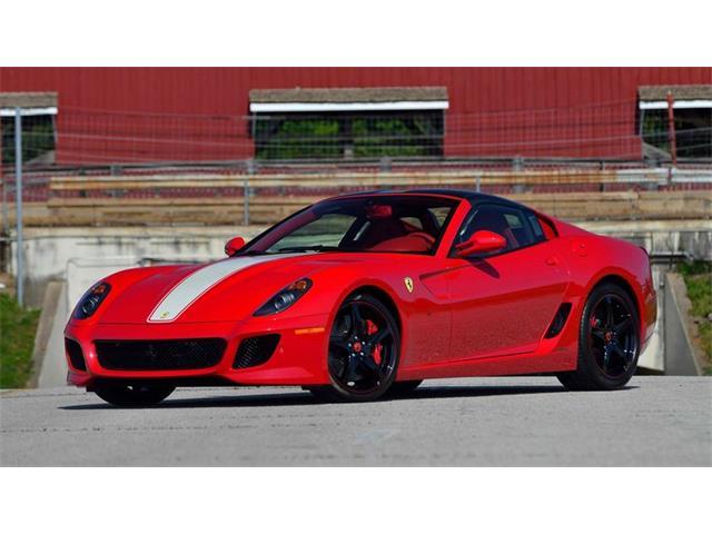 2011 Ferrari 599 SA Aperta | 885749