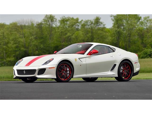 2011 Ferrari 599 GTO | 885750