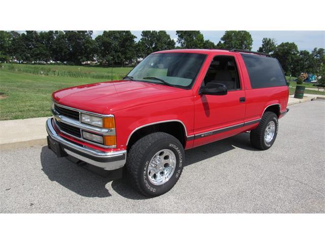 1995 Chevrolet Tahoe | 885752