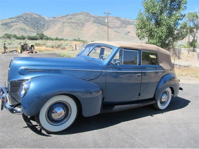 1940 Mercury Convertible | 885756