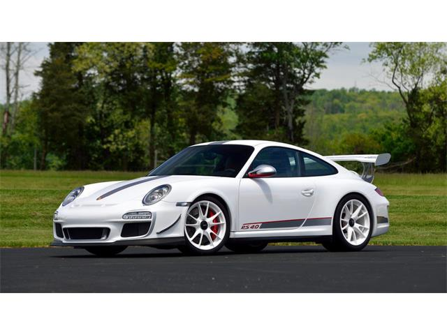 2011 Porsche 911 GT3 RS 4.0 | 885757
