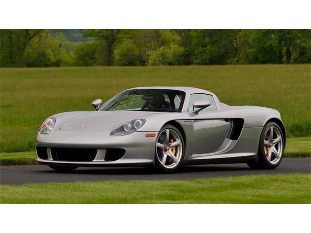 2004 Porsche Carrera | 885760