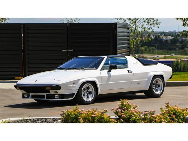 1976 Lamborghini Silhouette Prototype | 885762