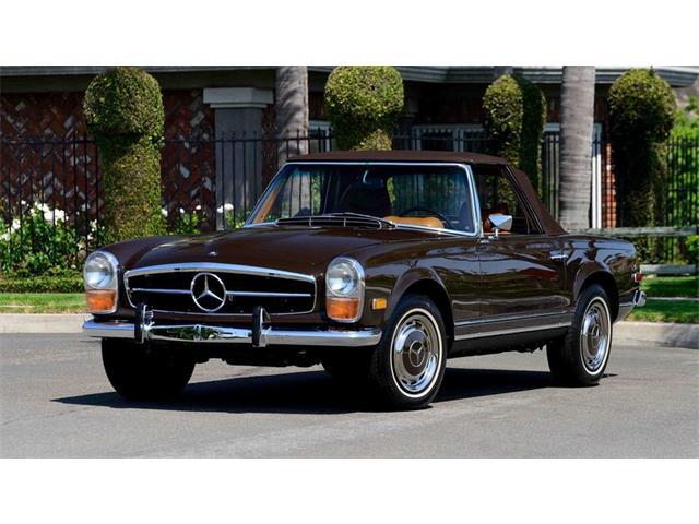 1971 Mercedes-Benz 280SL | 885775