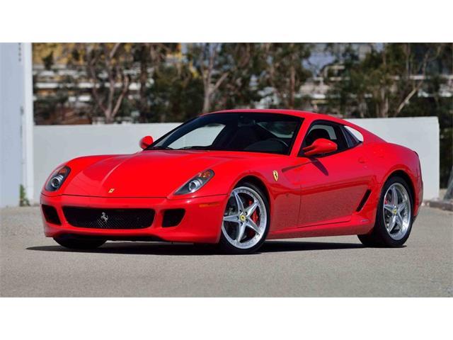 2007 Ferrari 599 | 885777