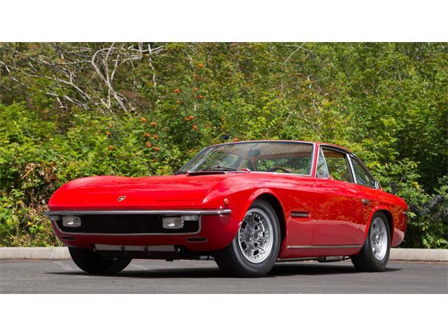 1969 Lamborghini Islero GTS   885779