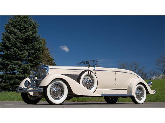 1933 Duesenberg Model J | 885786