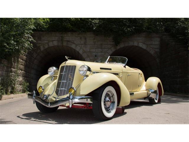 1935 Auburn 851 SC Boattail | 885789