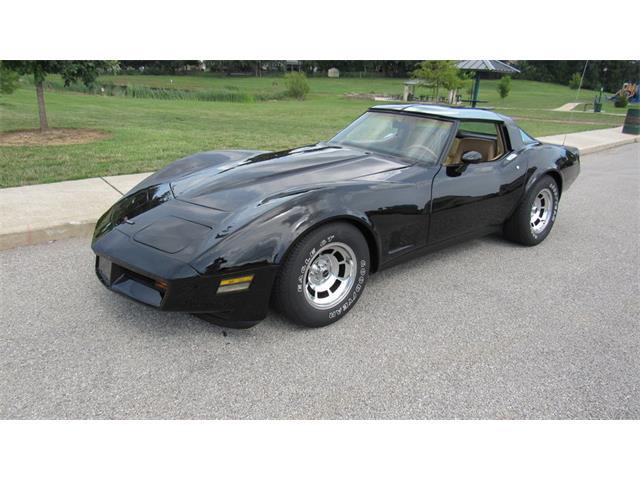 1981 Chevrolet Corvette | 885791