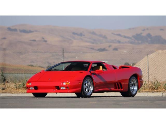 1997 Lamborghini Diablo   885794