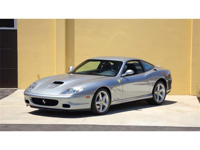 2002 Ferrari 575 Maranello | 885795