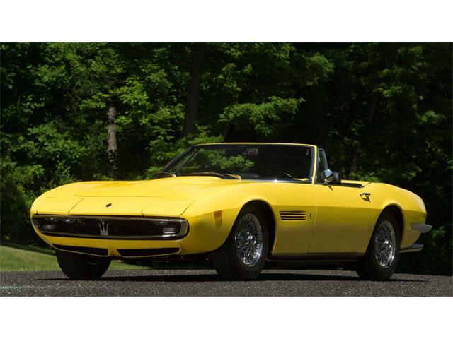 1969 Maserati Ghibli 4.9   885796