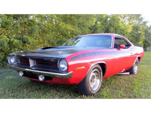 1970 Plymouth Cuda | 880058