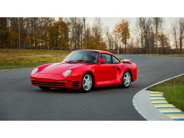 1987 Porsche 959 apos;Komfortapos; | 885801