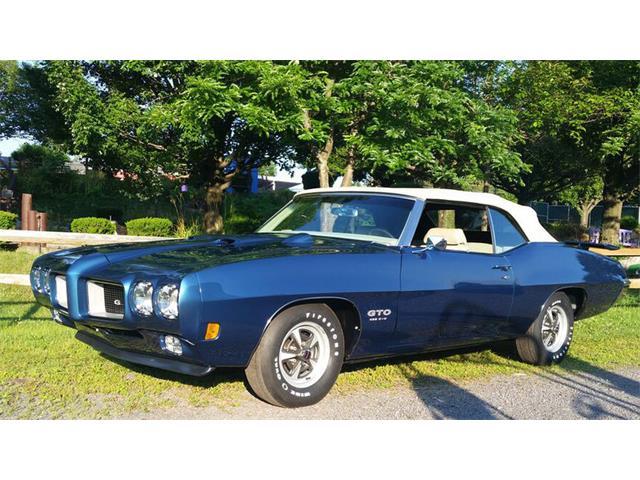 1970 Pontiac GTO | 885820