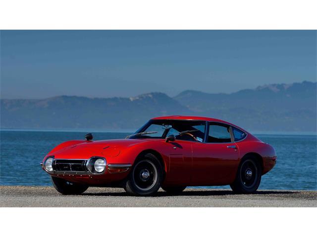 1967 Toyota 2000GT | 885822