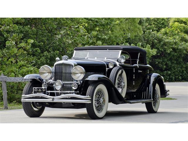 1930 Duesenberg Model J | 885824
